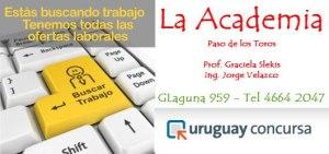 Acceso al portal Uruguay Concursa: por consultas, comunicarse gratis al 0800 2011 o al *2011 desde celulares de ANTEL.